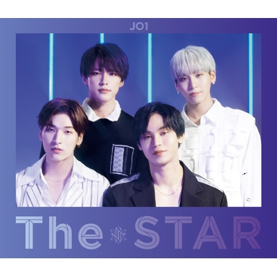 The STAR 【初回限定盤Blue】(CD+ACCORDION CARD)