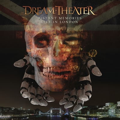 Distant Memories -Live In London: (3CD+2DVD Multibox)