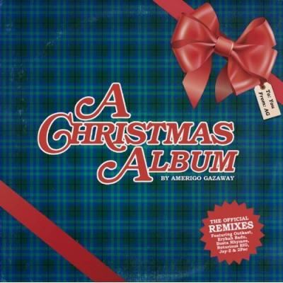 Christmas Album Remixes (レッド・ヴァイナル仕様/アナログレコード)