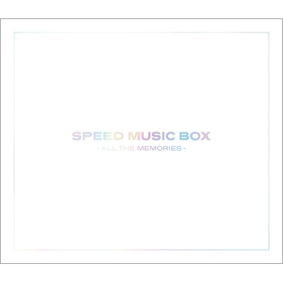 SPEED MUSIC BOX -ALL THE MEMORIES -【初回生産限定盤】(8CD+2Blu-ray Audio+Blu-ray Disc)