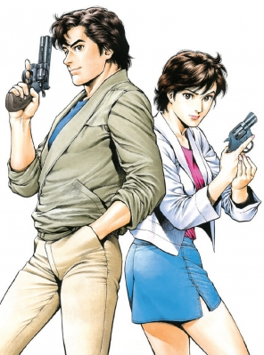 CITY HUNTER 3 & '91 Blu-ray Disc BOX【完全生産限定版】