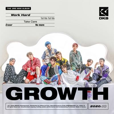 3rd Mini Album: GROWTH