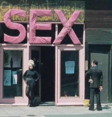 Sex (2枚組アナログレコード)