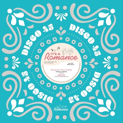 Sweet For Your Coffee (Disco Mix)/ My Sweetest Coffee (Instrumental)/ Version (12インチシングルレコード)
