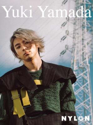 YUKI YAMADA NYLON SUPER Vol.3