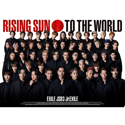 RISING SUN TO THE WORLD【初回生産限定盤】(+DVD)