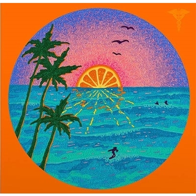 Jazz Dispensary: Orange Sunset 【2020 RECORD STORE DAY BLACK FRIDAY 限定盤】アナログレコード)