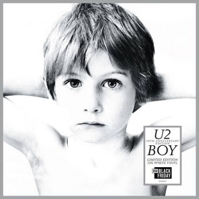 Boy【2020 RECORD STORE DAY BLACK FRIDAY 限定盤】(ホワイトヴァイナル仕様/アナログレコード)