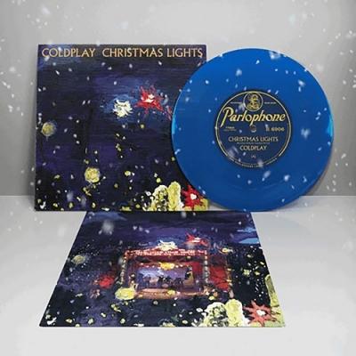Christmas Lights (ブルーヴァイナル仕様/7インチシングルレコード)
