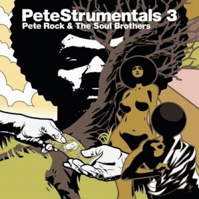 Petestrumentals 3 (アナログレコード)