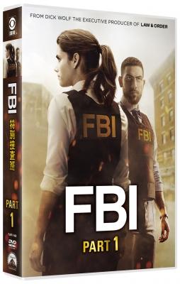 FBI:特別捜査班 DVD-BOX Part1【6枚組】