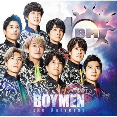 BOYMEN the Universe【初回限定盤A】(+Blu-ray)