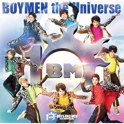 BOYMEN the Universe【初回限定盤B】(+DVD)
