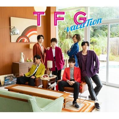 vacaTion【初回限定盤】(+DVD+PHOTOBOOK)