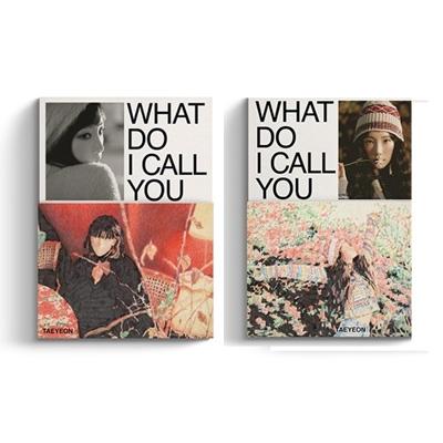 4th Mini Album: What Do I Call You (ランダムカバー・バージョン)