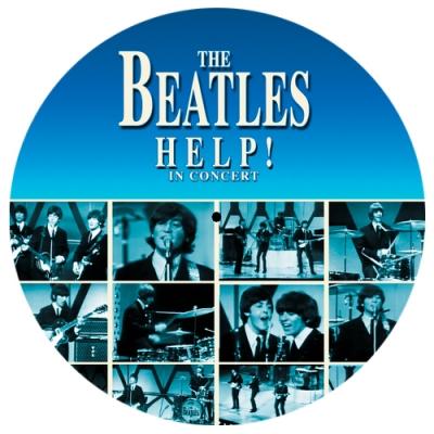 Help! In Concert (ピクチャーディスク仕様/アナログレコード)