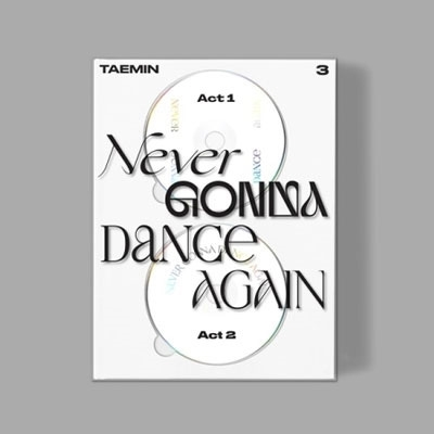 Vol.3: Never Gonna Dance Again (Extended Version)