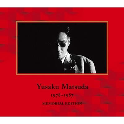 YUSAKU MATSUDA 1978-1987 MEMORIAL EDITION 【生産限定盤】(UHQCD+CD+DVD)