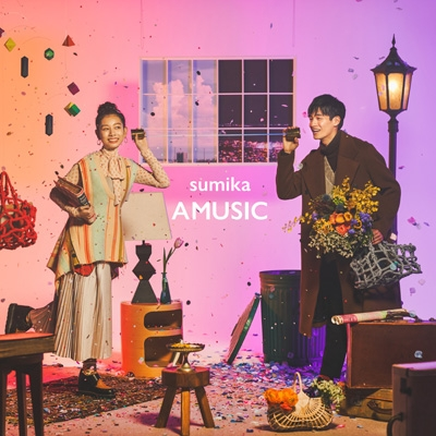 AMUSIC 【初回生産限定盤A】(+DVD)
