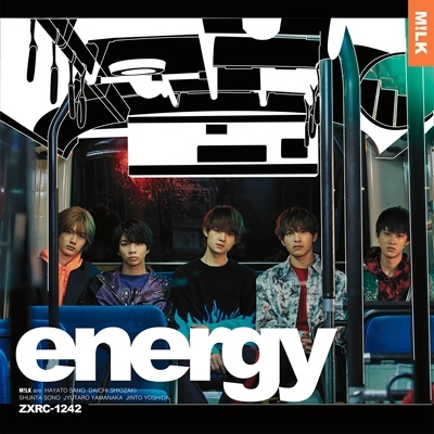 energy 【初回限定盤】(+DVD)