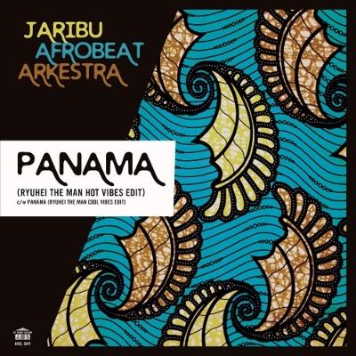 Panama (Ryuhei The Man Hot Vibes Edit)/ Panama (Ryuhei The Man Cool Vibes Edit)(7インチシングルレコード)