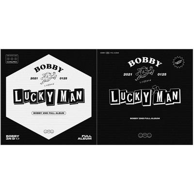 2nd Full Album: LUCKY MAN (ランダムカバー・バージョン)