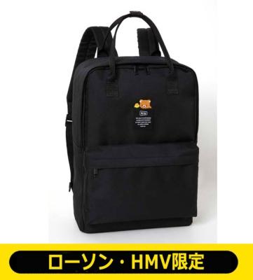 リラックマ BACKPACK BOOK feat.KiU 画像