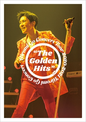 "Hiromi Go Concert Tour 2020-2021 ""The Golden Hits"" (Blu-ray+CD)"