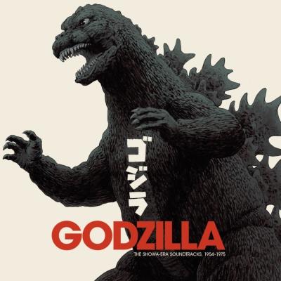 ゴジラ Godzilla: The Showa-era Soundtracks 1954-1975 オリジナルサウンドトラック (カラーヴァイナル仕様/18枚組/180グラム重量盤レコード/BOX仕様)
