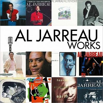 Al Jarreau Works (2CD+DVD)