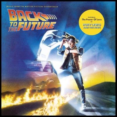 バック・トゥ・ザ・フューチャー Back To The Future オリジナルサウンドトラック (アナログレコード)