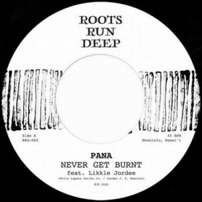Never Get Burnt (7インチシングルレコード)