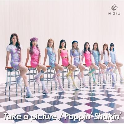《特典無し》 Take a picture/Poppin' Shakin' 【初回生産限定盤A】(+DVD)