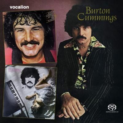 Burton Cummings, My Own Way To Rock & Dream Of A Child (Hybrid SACD 2枚組)