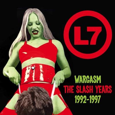 Wargasm: The Slash Years 1992-1997 (3CD Remastered Capacity Wallet)