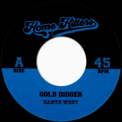 Gold Digger / Drop It Like It's Hot (7インチシングルレコード)