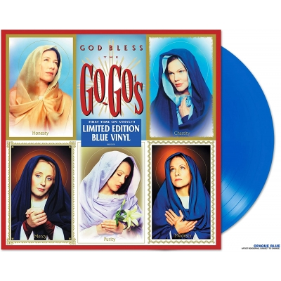 God Bless The Go-go's (カラーヴァイナル仕様/アナログレコード)