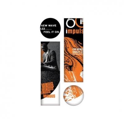 Impulse Records: Music, Message And The Moment (4枚組アナログレコード/BOX仕様)