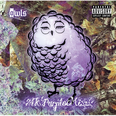 24K Purple Mist 【初回完全限定生産】(アナログレコード)
