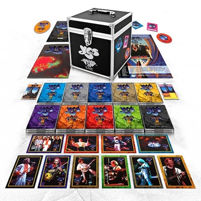 Union 30 Live: Union Tour 30th Anniversary Edition Super Deluxe Flight Case (26CD+4DVD)<特製フライトケース仕様>【日本語解説+ボーナス2CD特典付き国内仕様盤】