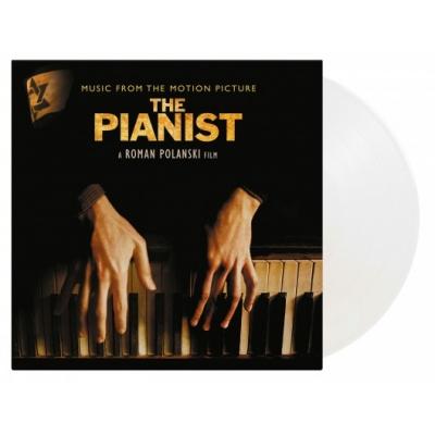 戦場のピアニスト Pianist オリジナルサウンドトラック (ホワイト・ヴァイナル仕様/2枚組/180グラム重量盤レコード/Music On Vinyl)