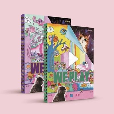 3rd Mini Album: We play (ランダムカバー・バージョン)