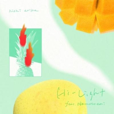 Hi-Light feat.おかもとえみ (7インチシングルレコード)