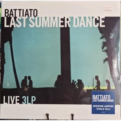 Last Summer Dance (Blue Color