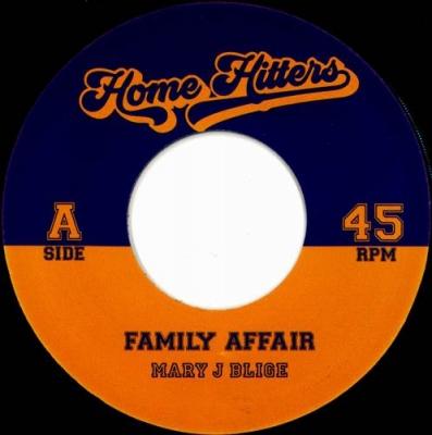 Family Affair / Let Me Blow Ya Mind (7インチシングルレコード)