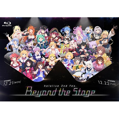 hololive 2nd fes.Beyond the Stage