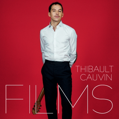 『FILMS』 ティボー・コーヴァン (2枚組アナログレコード)