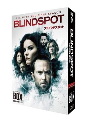 ブラインドスポット<ファイナル・シーズン>DVD コンプリート・ボックス(3枚組)