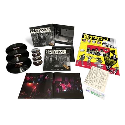 ラプソディー ネイキッド デラックスエディション 【限定盤】(3枚組/180グラム重量盤レコード+3CD+Blu-ray)