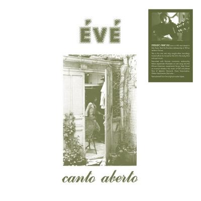 Canto Aberto (アナログレコード)